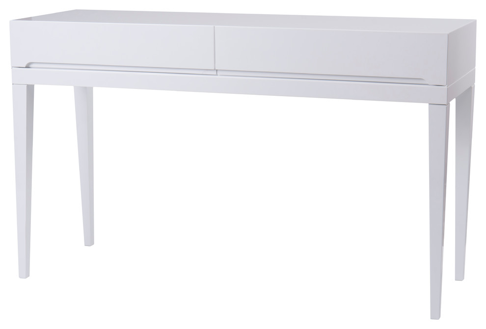 Club Modern Console Table Midcentury Console Tables By La Wiola Decor Inc Houzz