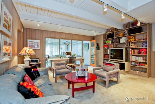 Dated Wood Paneling - How To Update Wood Paneling WB Designs