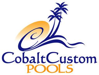 Image result for cobalt custom pools logo