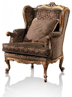 Charmant Foretti Bergere Armchair   Victorian   Armchairs And Accent Chairs   By  Francesco Molon USA