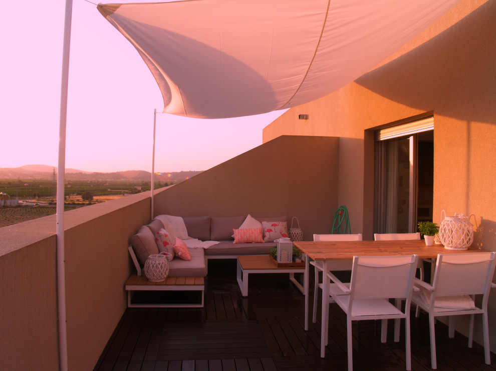 Small Penthouse in Valencia (Spain)- in process