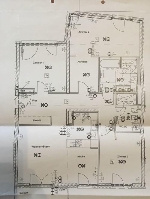 Ideen zu Wohn-/Esszimmer mit offener Küche (und zweitem Wohnzimmer)