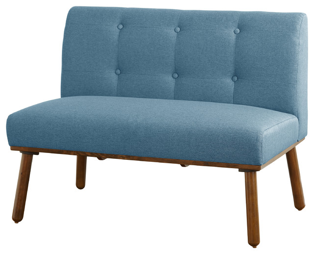 Playmate Loveseat, Blue