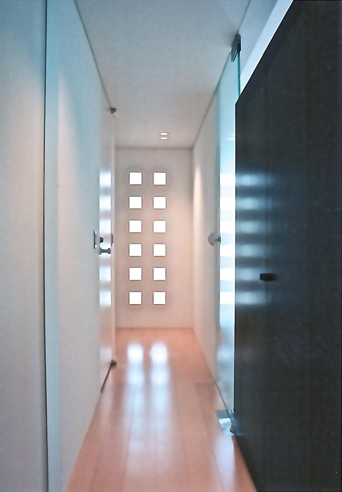 清瀬の家/収納廊下