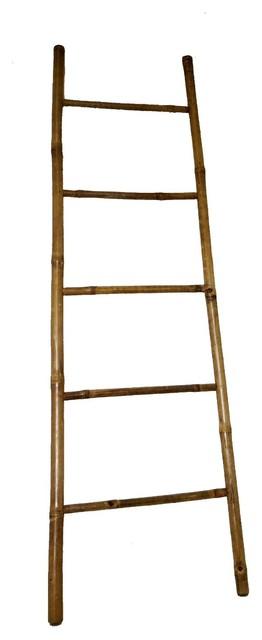 "Bamboo Ladder 5' H, 16""W x 60""H"