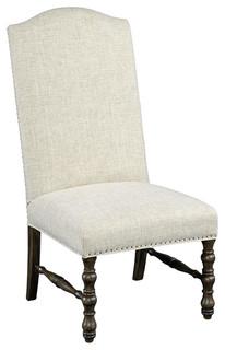 Hooker Furniture Treviso Upholstered Dining Chair, Side