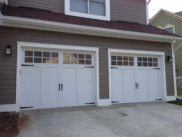 Carriage House Garage Doors Craftsman Garage Detroit