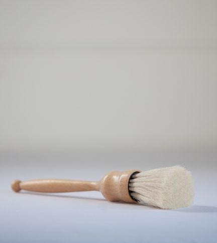 Goat Hair Furniture Brush