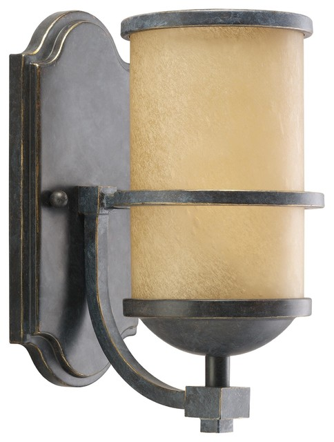 Traditional Wall Sconces For Bathroom : Sea Gull 44520-845, Roslyn Wall Sconce - Traditional - Wall Sconces - by Mylightingsource