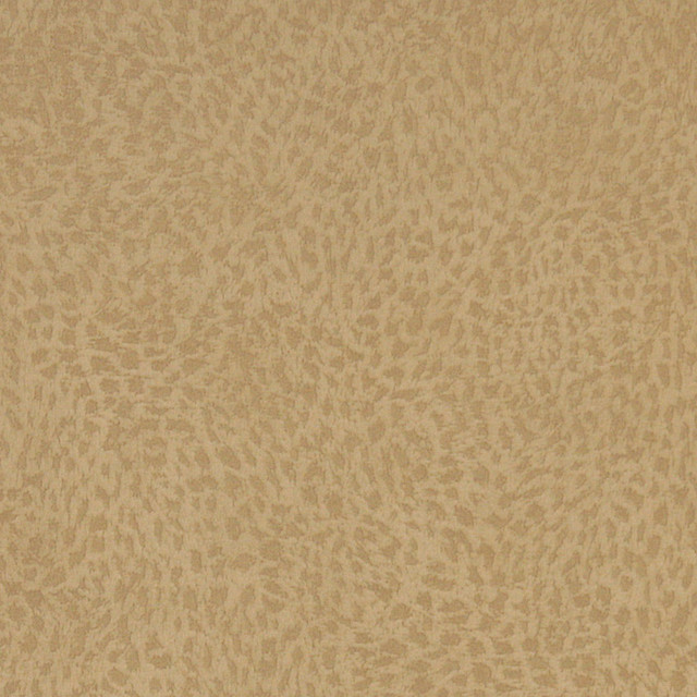 Light Brown Spotted Microfiber Stain Resistant Upholstery Fabric By The Yard