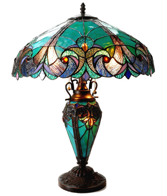Romilly Victorian Table Lamp.