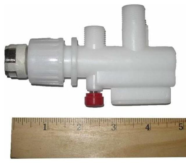 Edgestar Dwpfa Quick Connect Faucet Adapter Contemporary