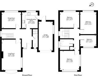 Help with ground floor plan design for Floor plan assistance