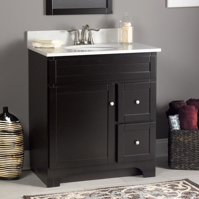 worthington 30 vanity in espresso transitional bathroom vanities and