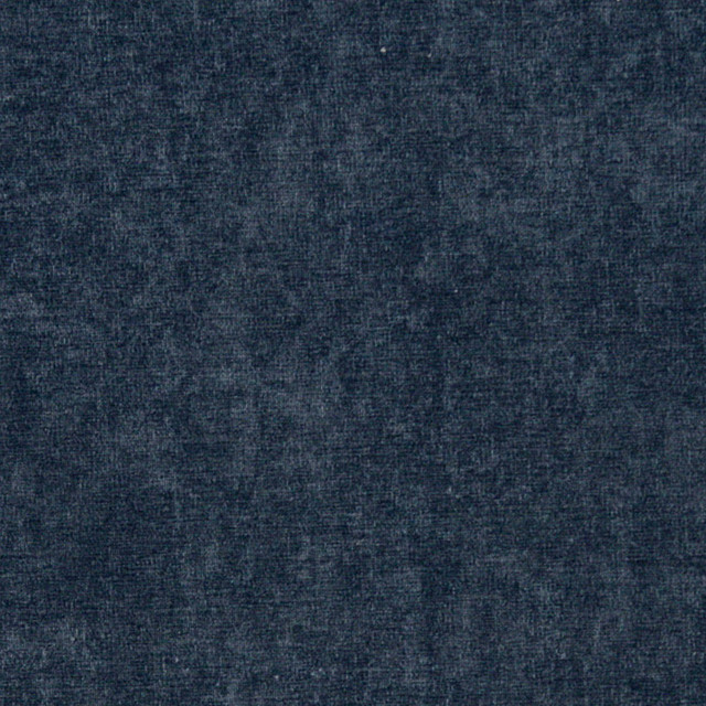 Dark Blue Smooth Velvet Upholstery Fabric By The Yard Traditional