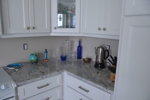 Backsplash Large Glass Tiles Back Painted Or Colored
