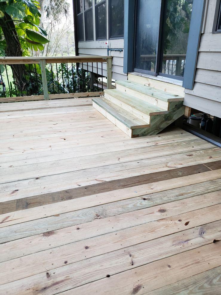 Decks, Patios & Outdoor Enclosures