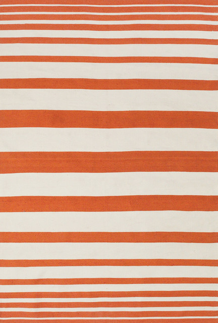 Room Envy Salta Rug Orange White Contemporary
