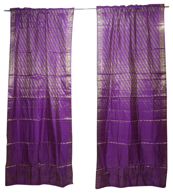 Surprising 2 Indian Drape Balcony Room Decor Curtain Boho Set Hippie Curtain Panel Interior Design Ideas Inamawefileorg