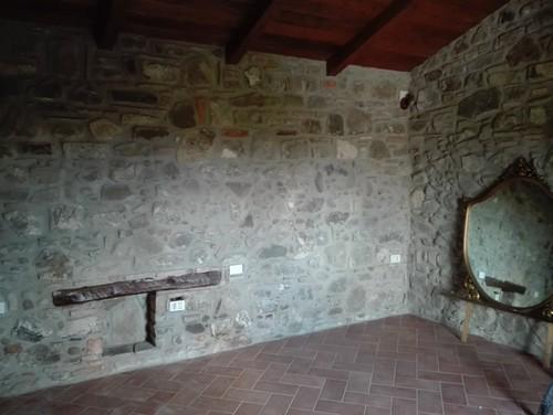 camera da letto pietra a vists