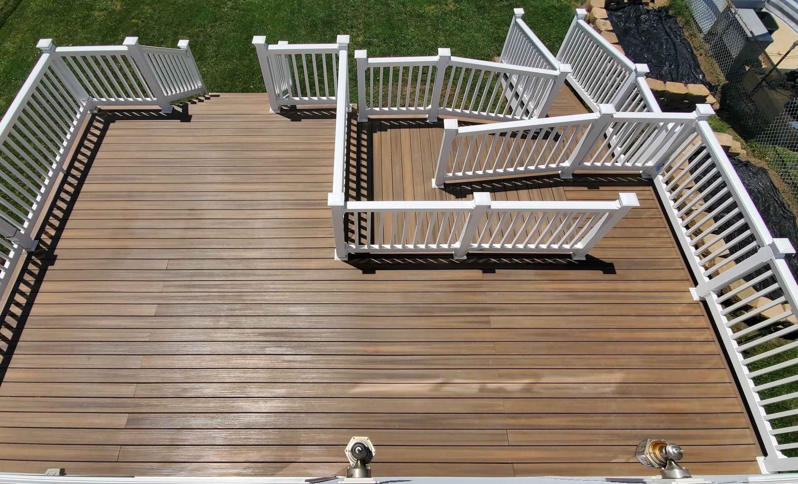 North Beach Composite Deck