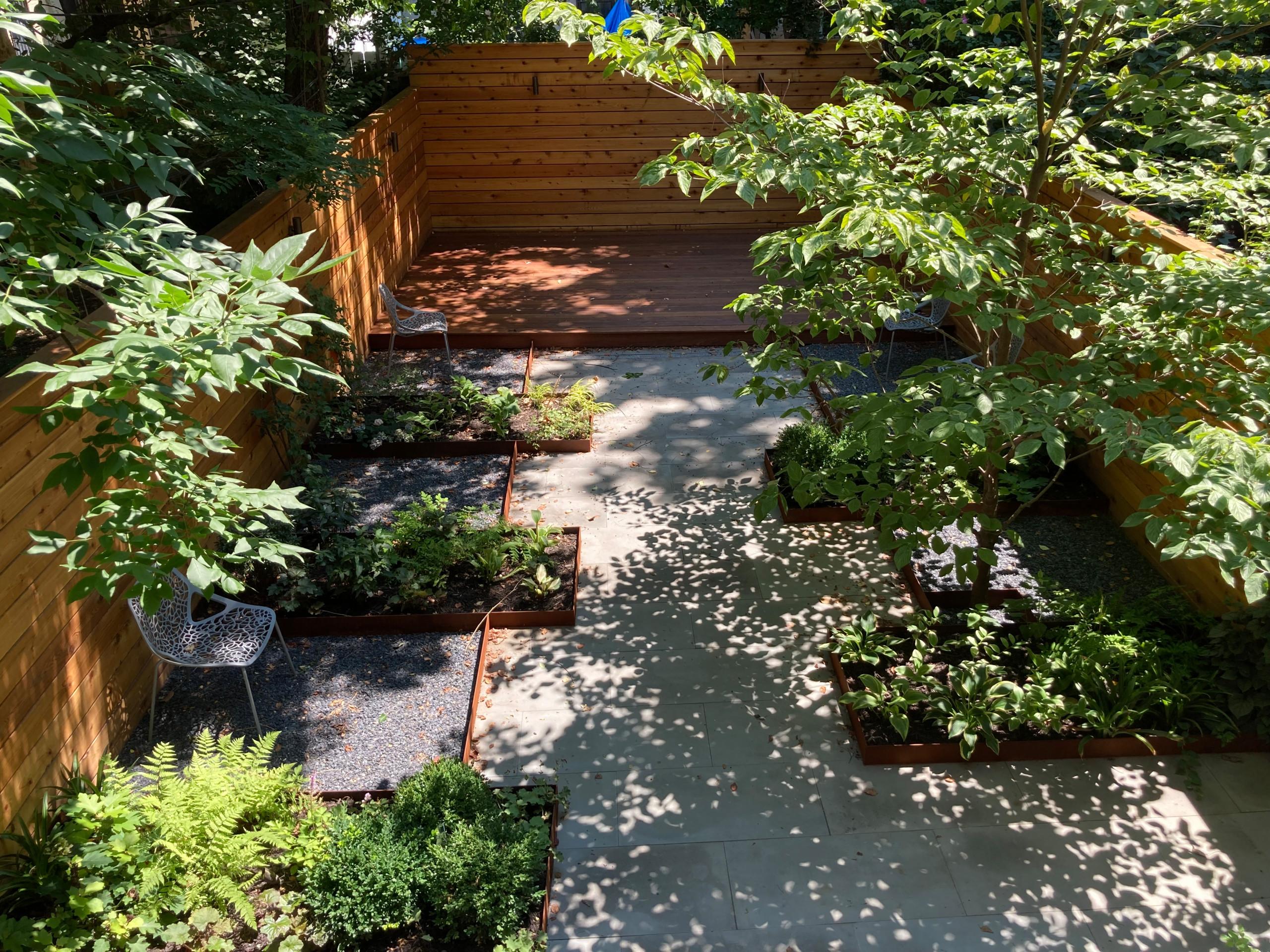 Fort Greene, Brooklyn Garden