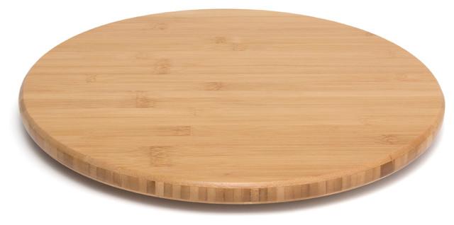 "Bamboo 16"" Turntable."