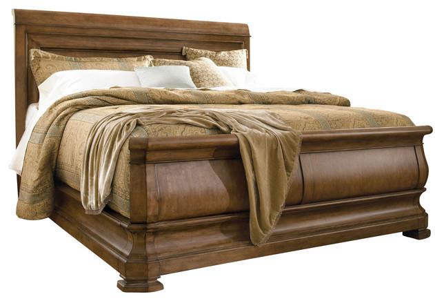 Lou Louie P S Queen Sleigh Bed