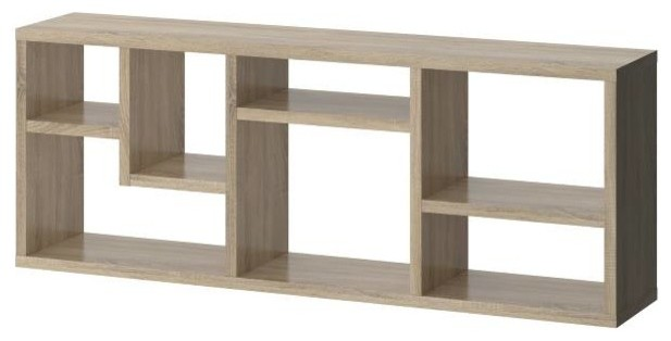 Stewart 7-Shelf Bookcase.