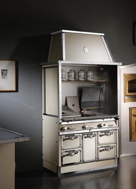 Stand alone modern grill unit - Eklektisch - Küche - Miami - von ...