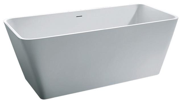 Lurisia Ii Freestanding Soaking Tub.