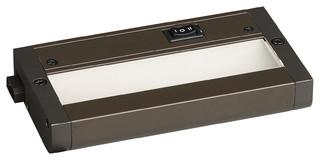 "Maxim Lighting CounterMax MX-L-120-2K 6"" LED Under Cabinet - Transitional - Undercabinet ..."