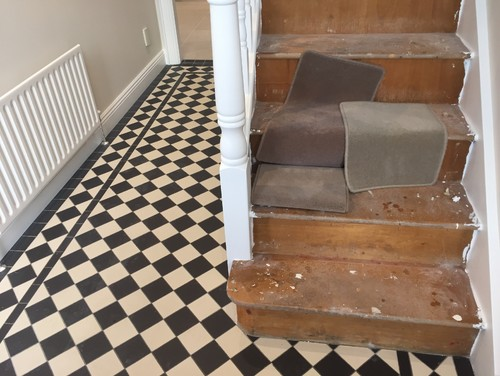 carpet for stairs and landing. carpet for stairs and landing