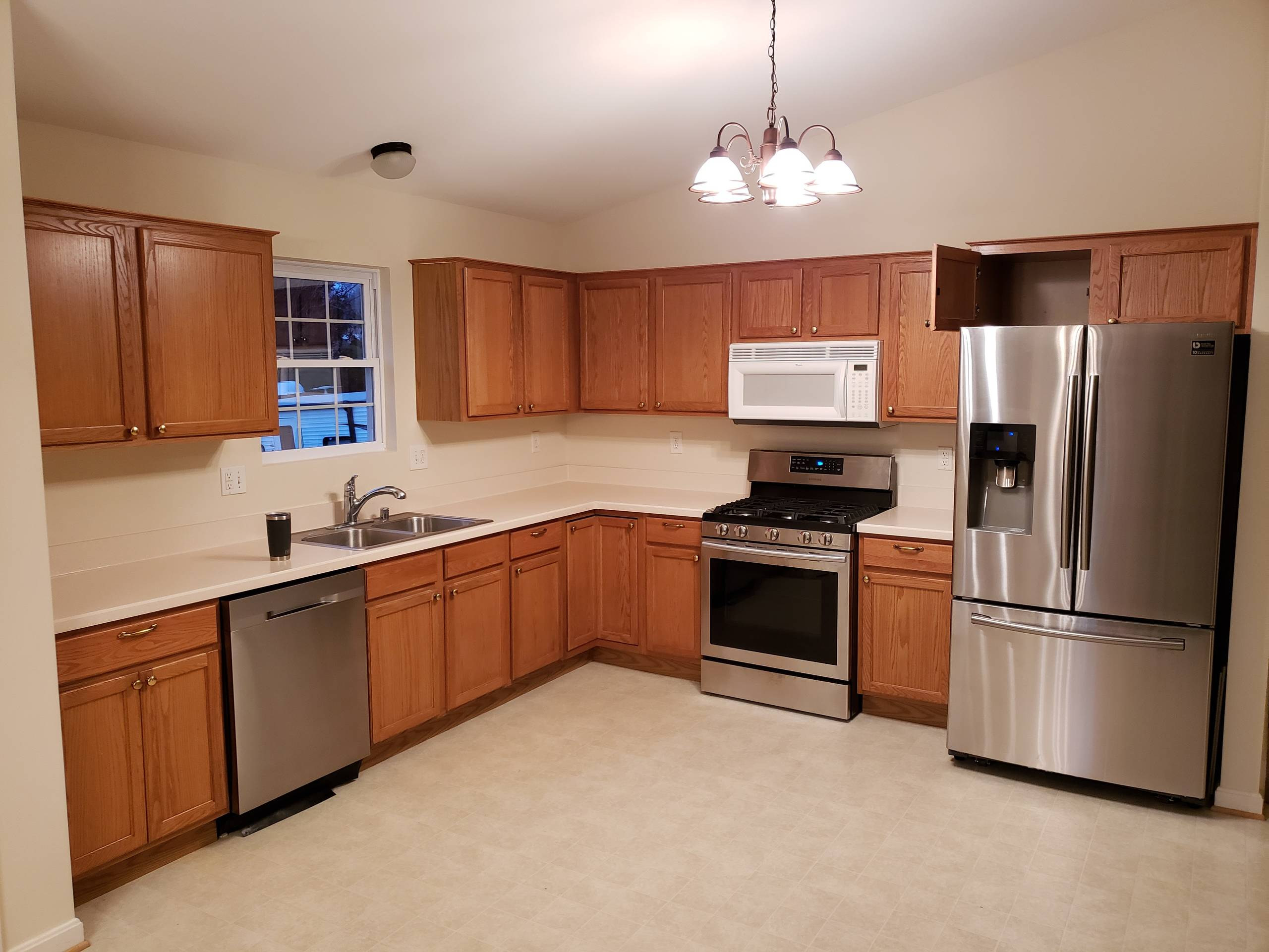 Before Pictures of this Complete Kitchen Remodel - Very Happy Customer!