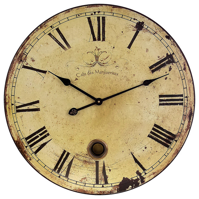 Claremont Wall Clock