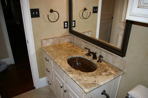 httpwwwhouzzcomphotos124576bathrooms traditional bathroom dallas - Backsplash Bathroom