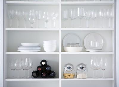 Unique Custom Pantry Closets