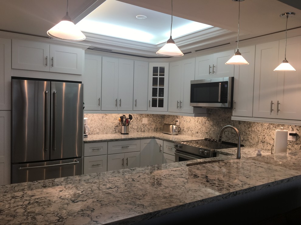 Carlos Point Kitchen Remodel