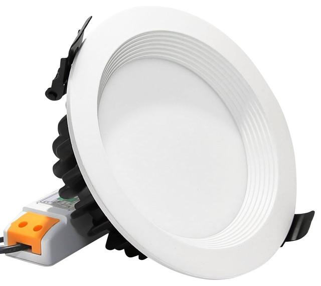 15watt 5 dimmable retrofit led recessed light modern recessed 15watt 5 inch dimmable retrofit led recessed light 950lm 100w halogen equivalent aloadofball Choice Image