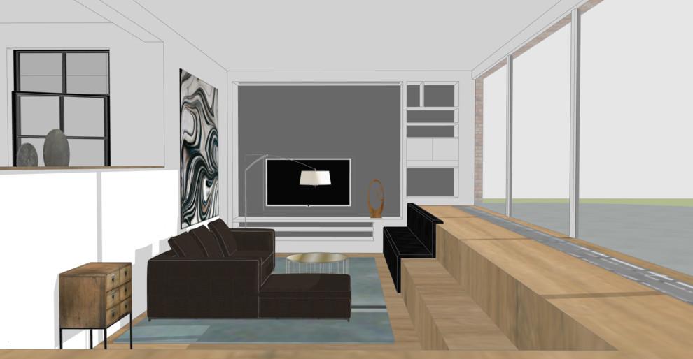 Visualisierung einer Sanierung Bild VI