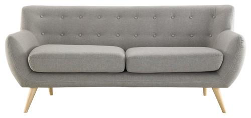 Remark Sofa, Light Gray