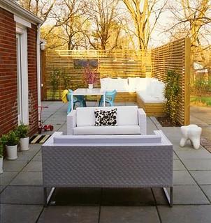 inspiration modern patio