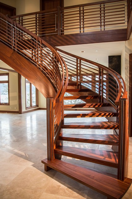 Design Ideas For A Contemporary Staircase In Seattle