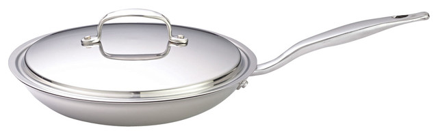 Hammer Stahl Frying Pan With Cover.