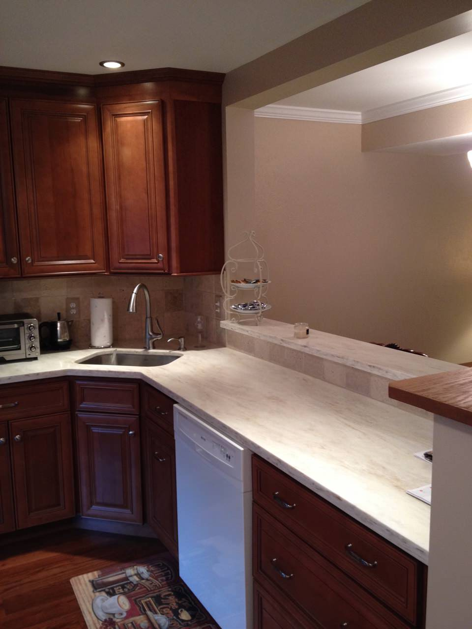 Townhouse Kitchen Remodel