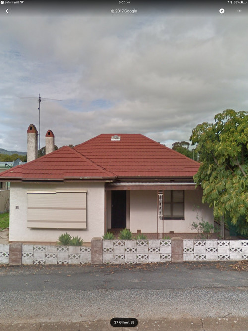 pretty google house design.  Help with tarting up the outside of a house in wine district SA