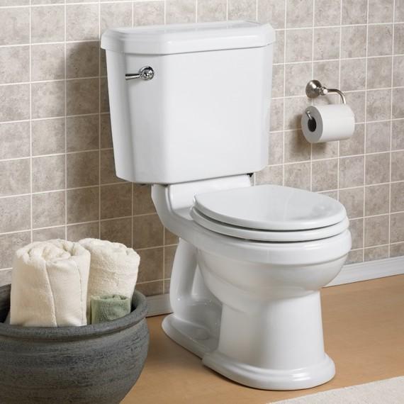 American Standard Portsmouth Champion 4 RF RH Toilet