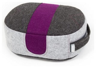 Zen Floor Pillows : Ume Meditation Cushion - Contemporary - Floor Pillows And Poufs - by Zen Posture