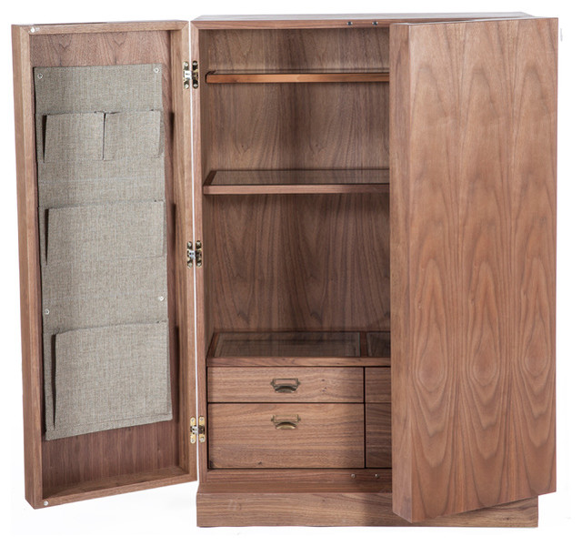 Alvilda Bar Chest - Transitional - Accent Chests And Cabinets - by Control Brand