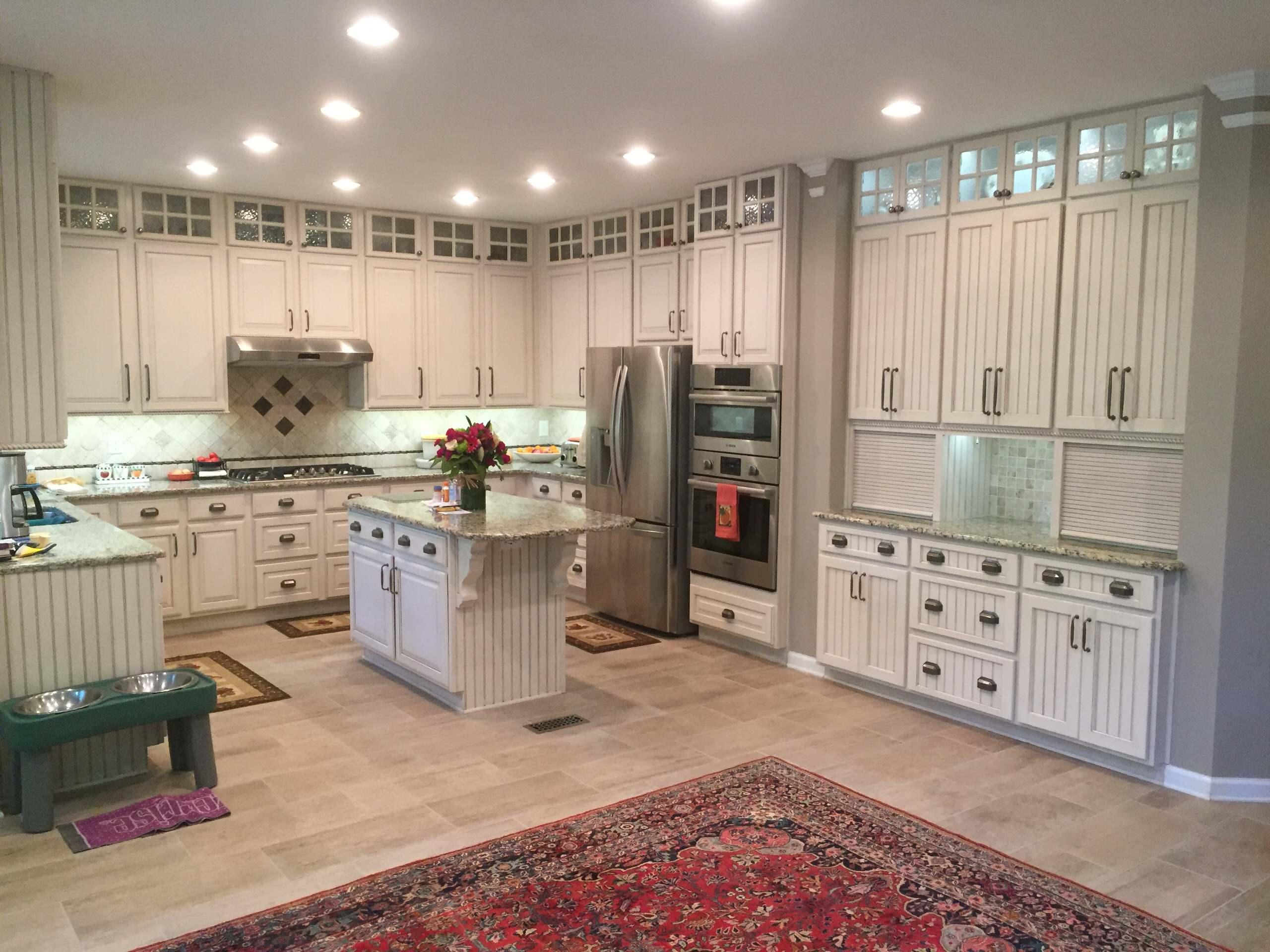 Custom Cabinets & Built Ins
